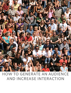 Not Dressed As Lamb | How to Generate an Audience For Your Blog - and Increase Interaction