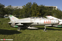 4401 - 01685144 - Polish Air Force - Mikoyan-Gurevich MiG-21US - Polish Aviation Musuem - Krakow, Poland - 151010 - Steven Gray - IMG_0282