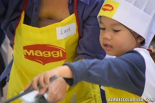 Maggi and Chef Sandy Daza - Daza way you cook it