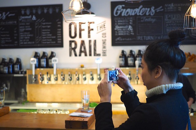Vancouver Brewery Tours   Off the Rail Brewing, Grandview-Woodland