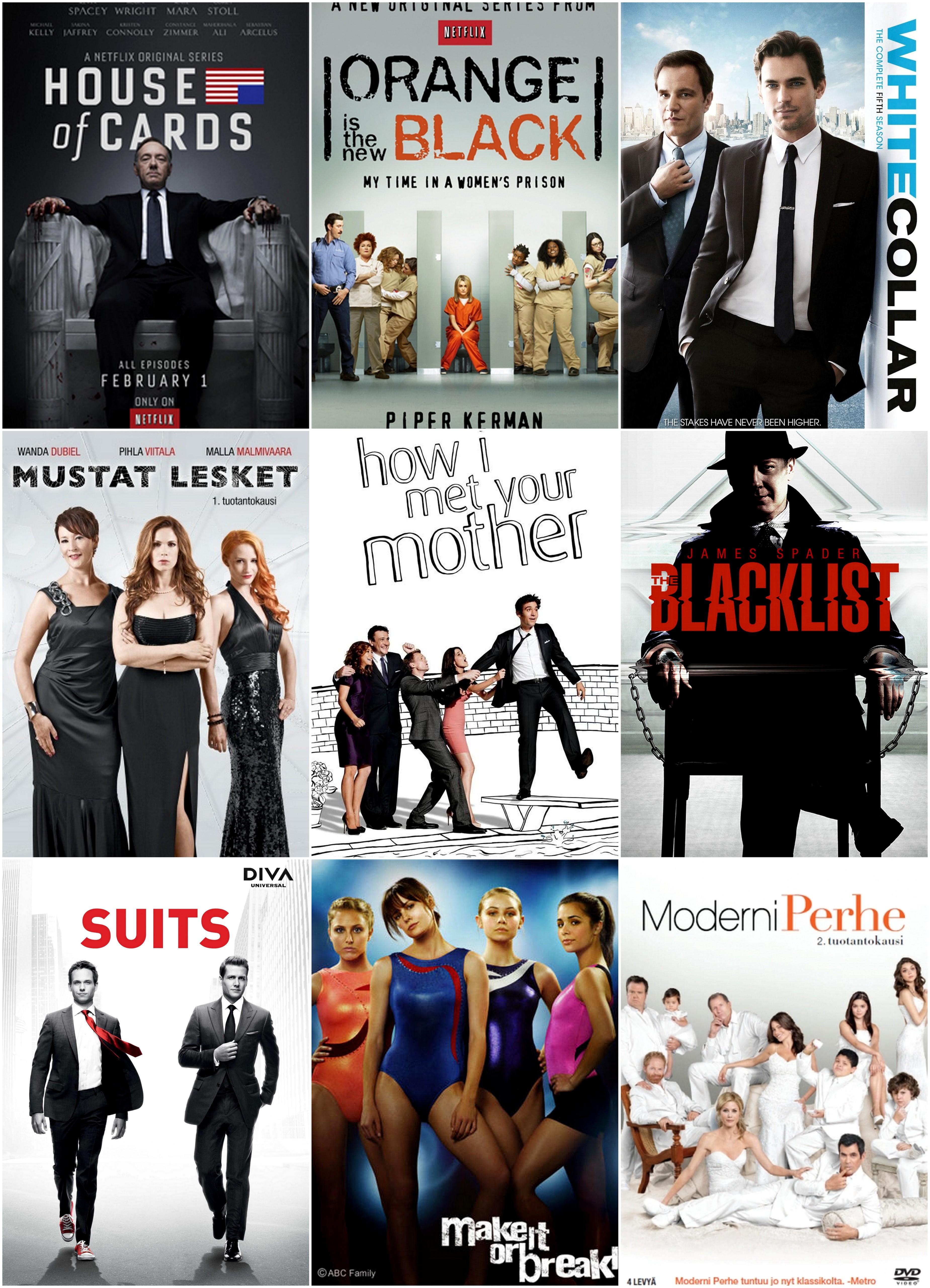 Netflix sarjavinkit