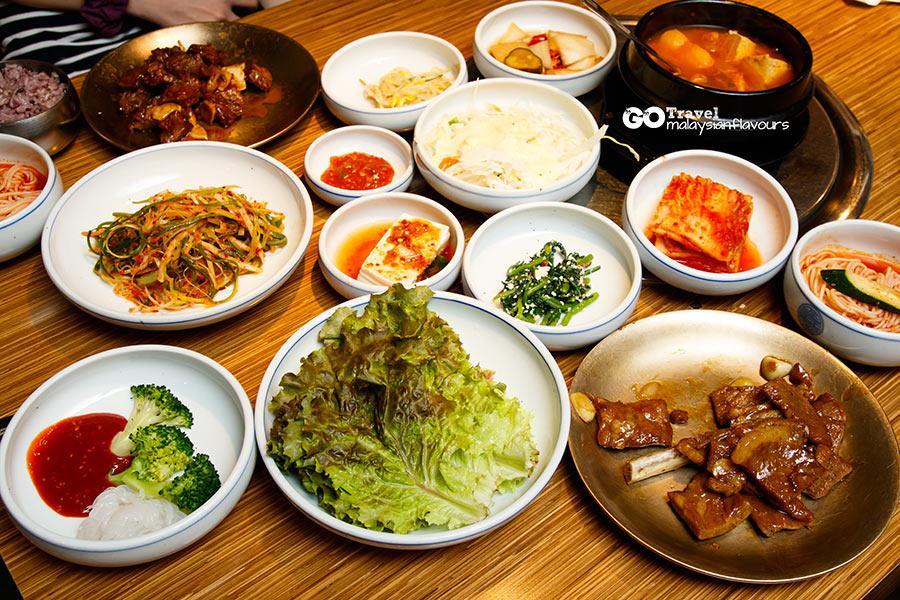 Wangbijib Korean BBQ Restaurant Myeongdong