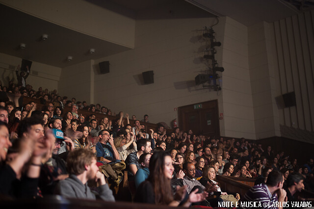 PAUS - Cinema São Jorge '16