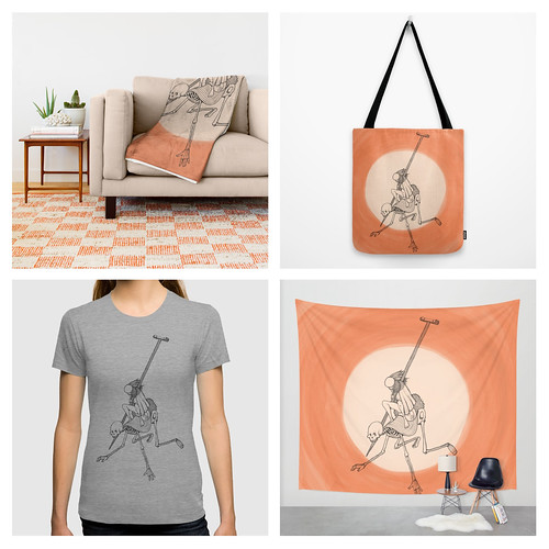 In The Devil's Snare (Society6)