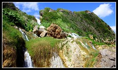 GIIZA-BANTA -- THE MULTI-FORM WATERFALL of SOUTHERN OKINAWA