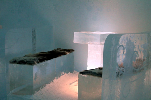 Ice Hotel, Jukkasjarvi, Sweden (3)