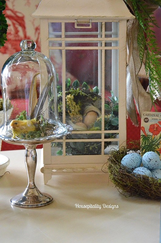 Spring Vignette - Housepitality Designs