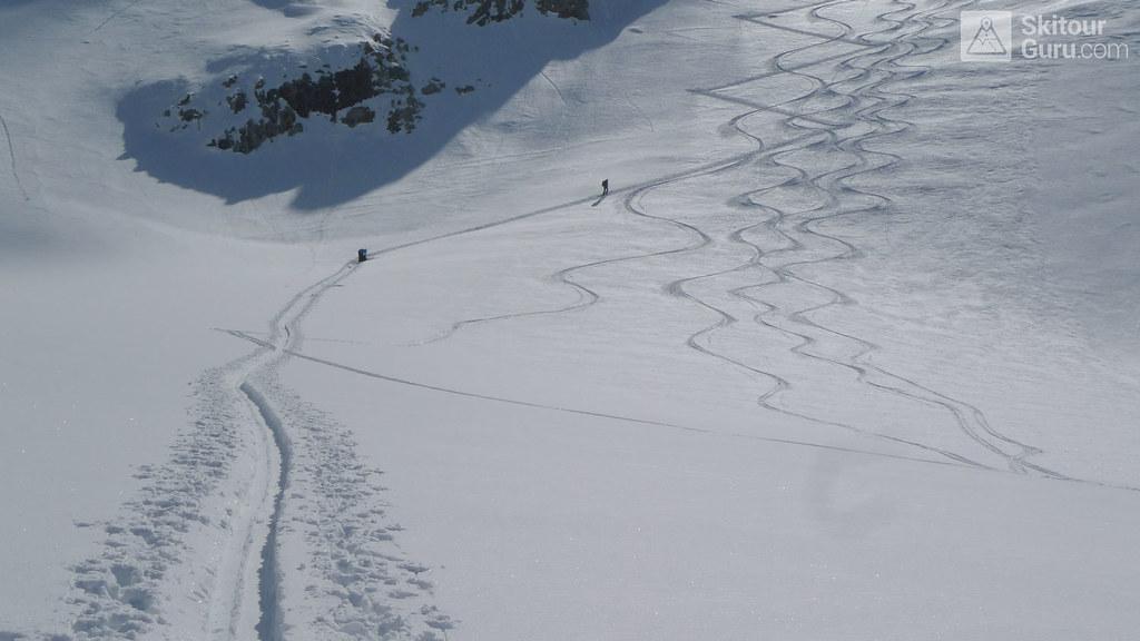 Östliche Seespitze Stubaiské Alpy Rakousko foto 05