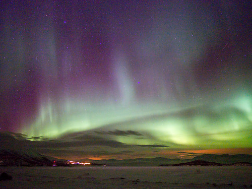 Northern Lights-Abisko-Sweden