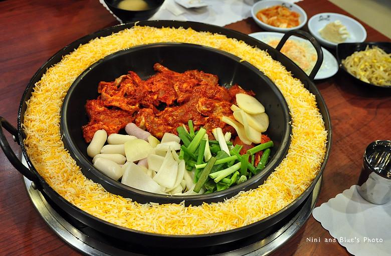 柳家韓式料理公益路15