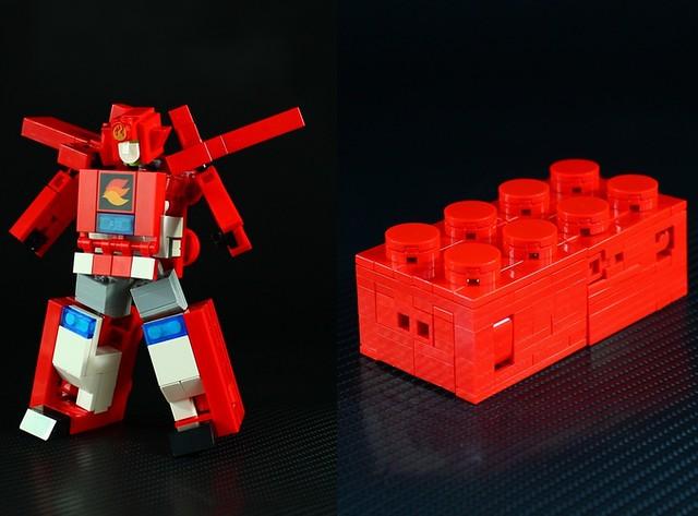 Brick Robot