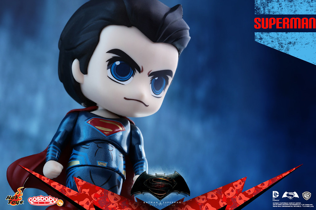 Hot Toys – COSB222-227 –【蝙蝠俠對超人:正義曙光】Batman v Superman: Dawn of Justice Cosbaby