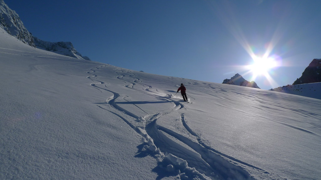 Innere Sommerwand  Stubaiské Alpy Austria photo 04