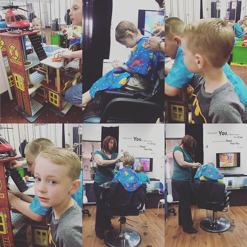 @locks_and_tots great new Salon in Mesa #sensoryhaircut #sensory #playplace
