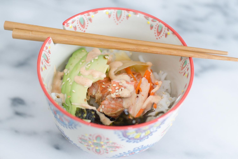 Sushi Rice Bowls 17