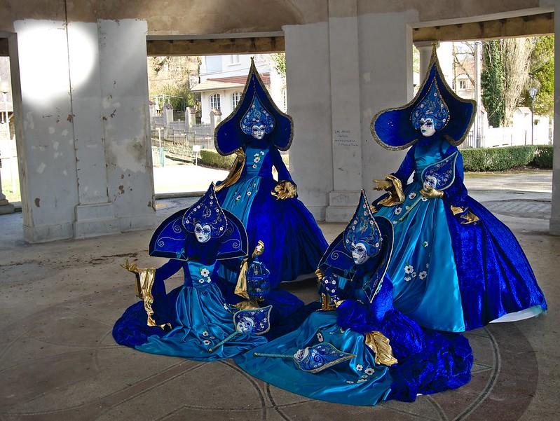 Carnaval vénitien Longwy : quelques tofs + ajouts 25690360672_c0727025f2_c