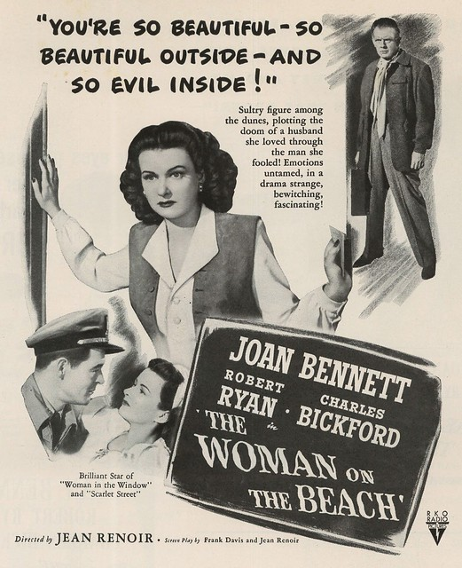 The Woman on the Beach - Poster 4