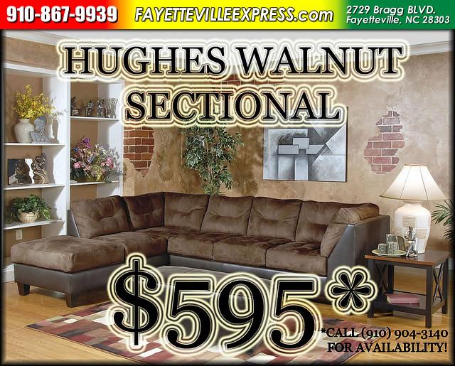 Hughes Walnut Rasta FX