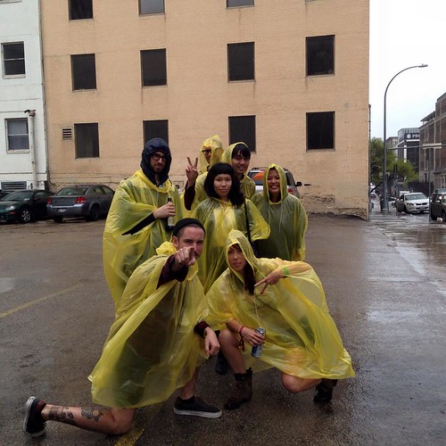 Adult Poncho Crew (March 20 2015)