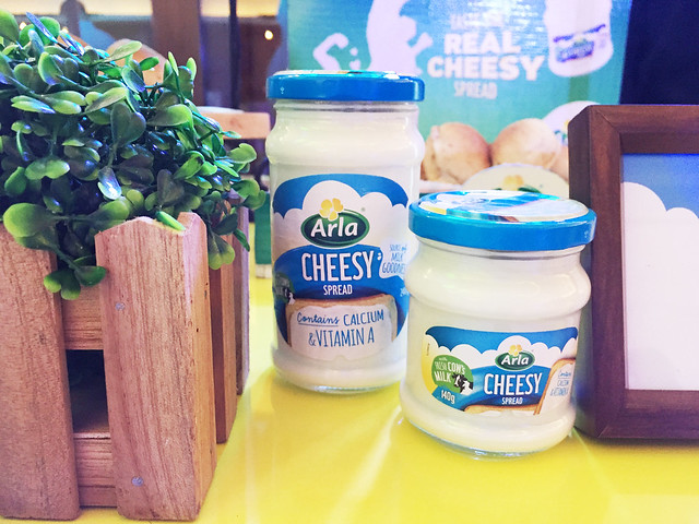 Patty Villegas - The Lifestyle Wanderer - Arla Cheese Spread - Launch -8