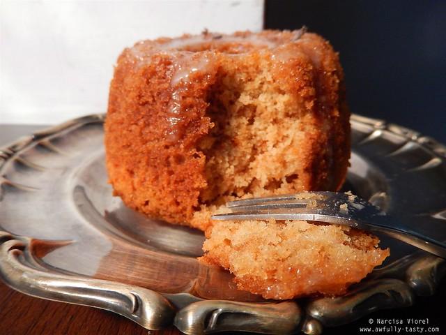tea cakes cu lavanda si miere