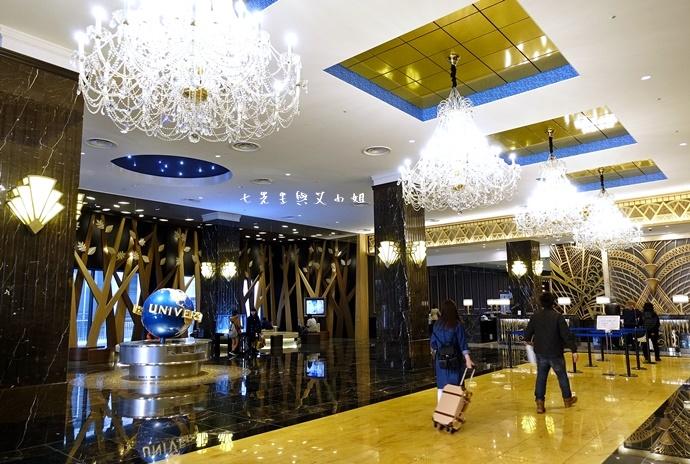 2 園前酒店 The Park Front Hotel 日本環球影城 USJ