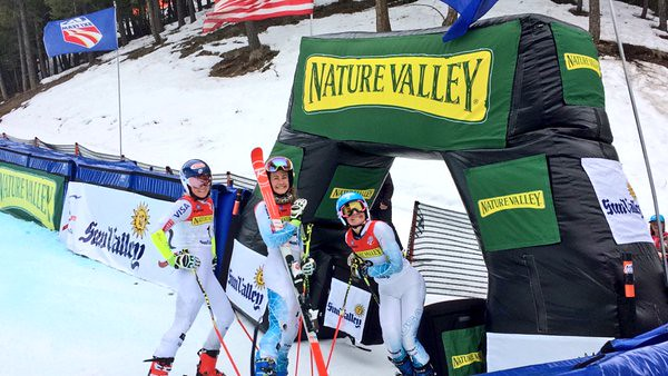 Kiefer Christianson wins National GS