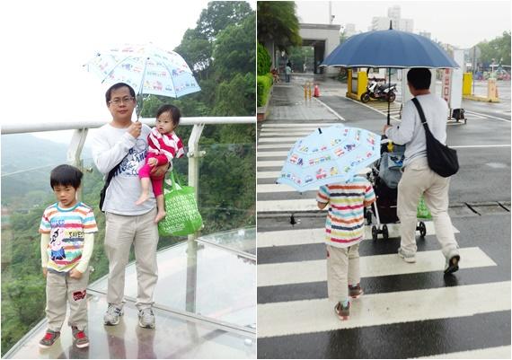 澳洲 bobbleart 兒童安全雨傘-噗噗大集合  (4).jpg