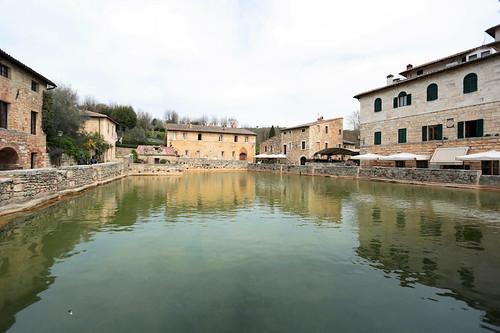 A Bagno Vignoni