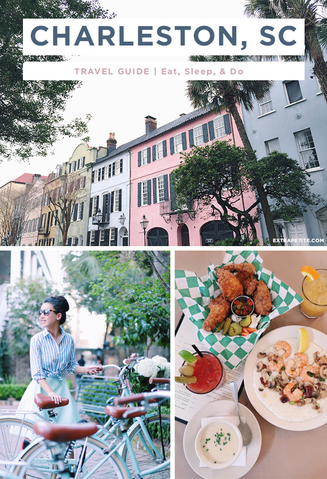charleston sc vacation travel food guide