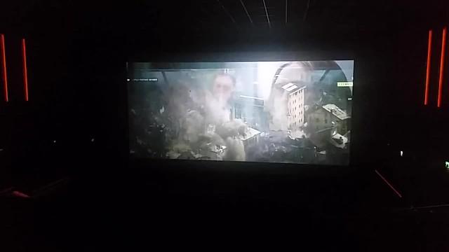 Trailer do Civil War no Kinolex Rio Sul