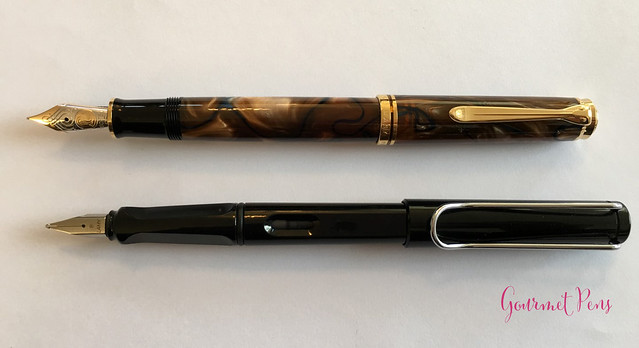 Review Pelikan Souverän M800 Grand Place Fountain Pen @AppelboomLaren (8)