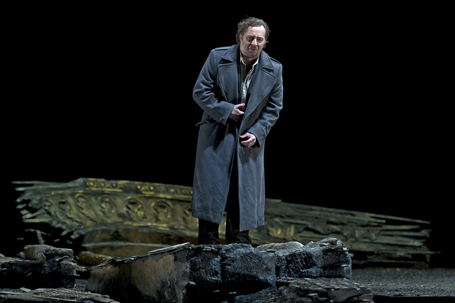 Christian Gerhaher as Wolfram in Tannhäuser, The Royal Opera © ROH/Clive Barda, 2010