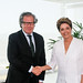 Secretary General meets with President of Brazil