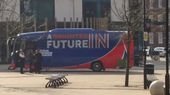 A Brighter future IN - coach seen at Aston University