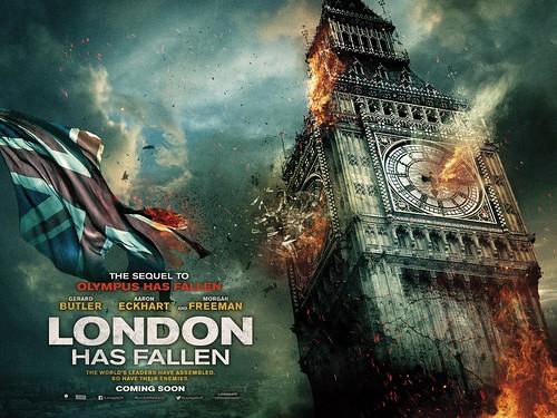 London Has Fallen - Poster 2