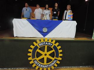 Júlio de Castilhos foi sede do XXII Fórum de Treinamento do Interact Club do Distrito 4660