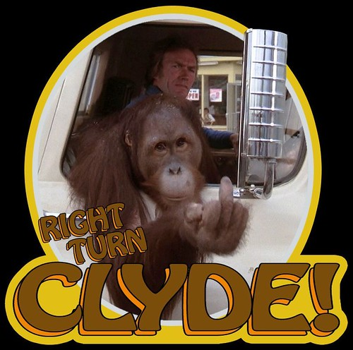 RIGHT TURN CLYDE