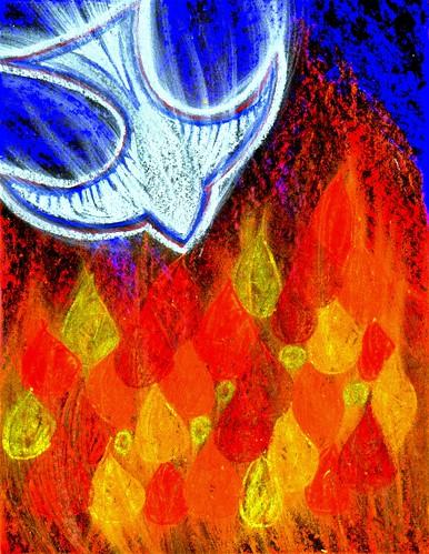 Pentecost art – Pentecost 2016 – Stushie Art