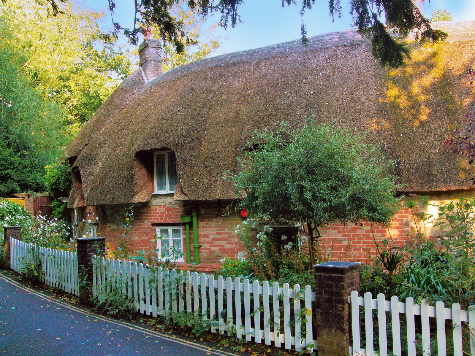 Thatched Cottage, Dorchester, Dorset