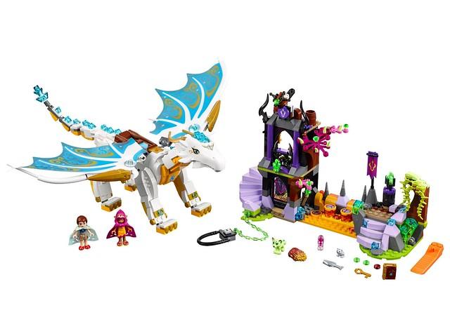 LEGO Elves 41179 - Queen Dragon's Rescue