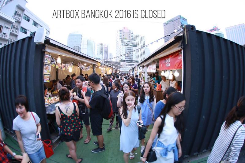 artbox closed