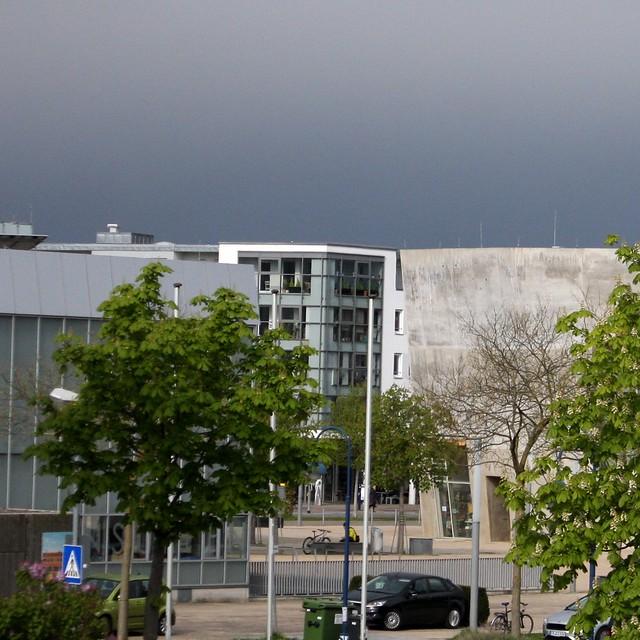 Rainy sky II