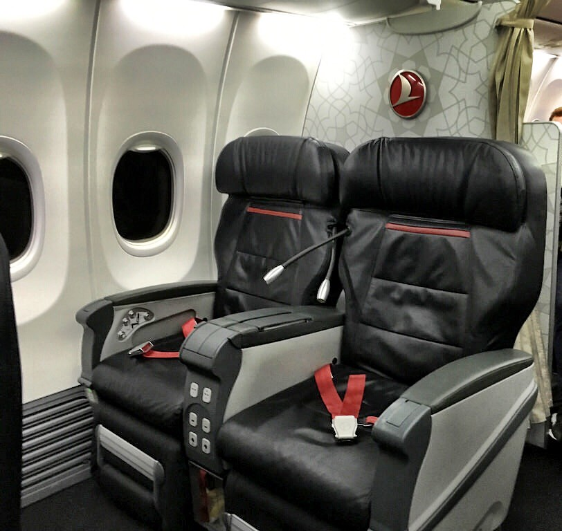 Tale Of Two Business Class Experiences On Turkish Airlines