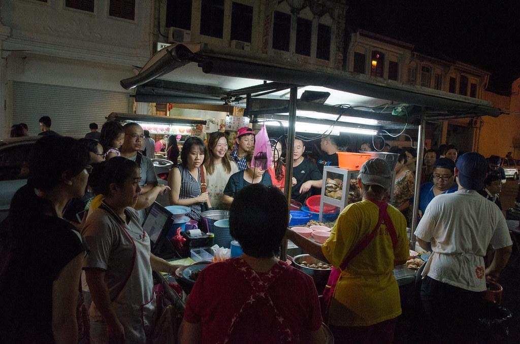 Penang Kimberly Street Duck Kway Chap