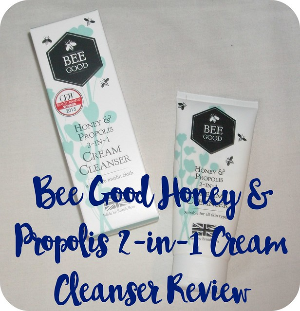Bee Good Cream Cleanser Review