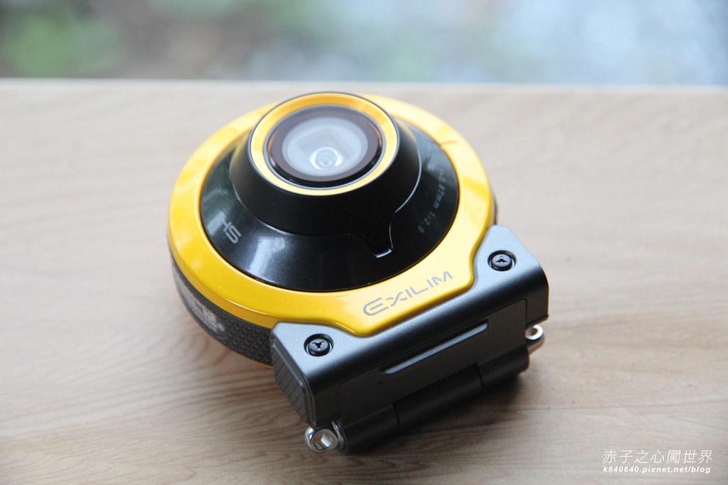CASIO EX-FR100戶外防水相機60