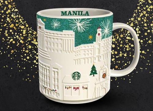 Starbucks Manila relief mug