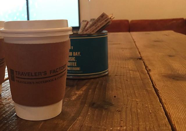 トラベラーズファクトリーコーヒー