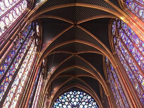 saint chapelle ile de la cite paris